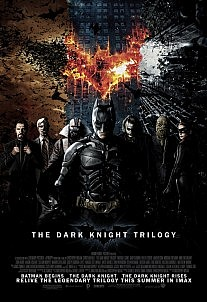 THE DARK KNIGHT TRILOGY