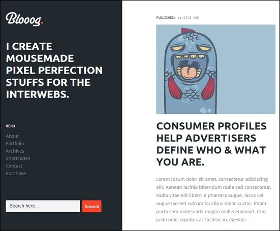 blooog-premium-blog-portfolio-theme