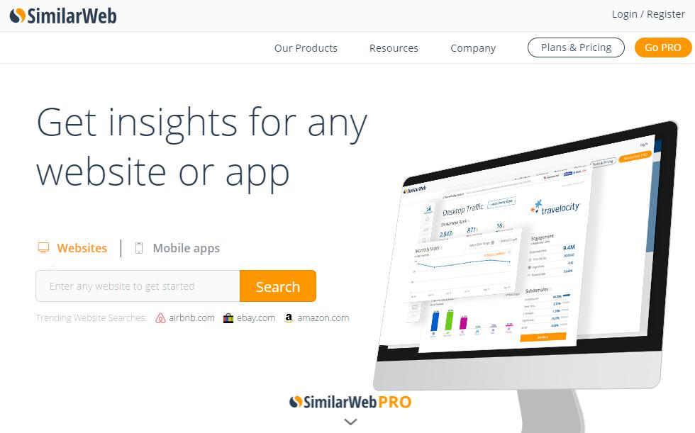 Website Traffic & Mobile App Analytics