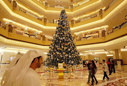 Million Christmas Tree In The UAE | Wexax